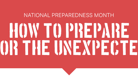 How to Prepare for the Unexpected