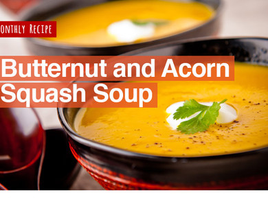 A Rich and Sweet Yet Surprisingly Simple Soup.