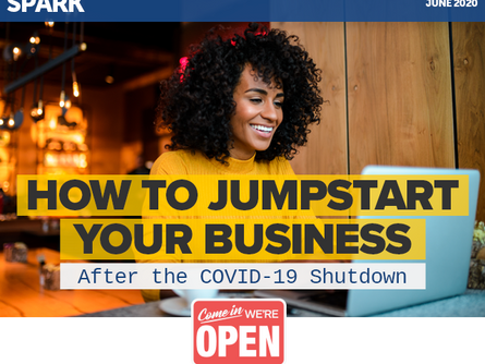 How to Jumpstart Your Business After the Covid-19 Shutdown