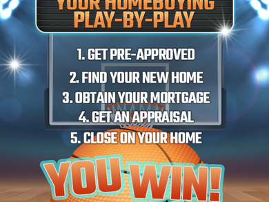 Your Homebuying Play-by-Play