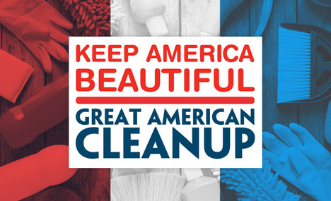 Join the Great American Cleanup