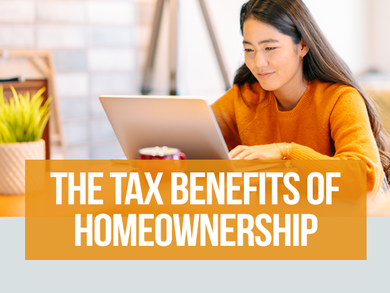The Tax Benefits of Homeownership
