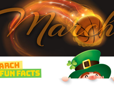 March Fun Facts