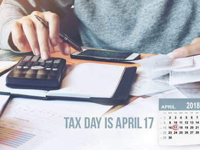 Tax Day Is Almost Here!