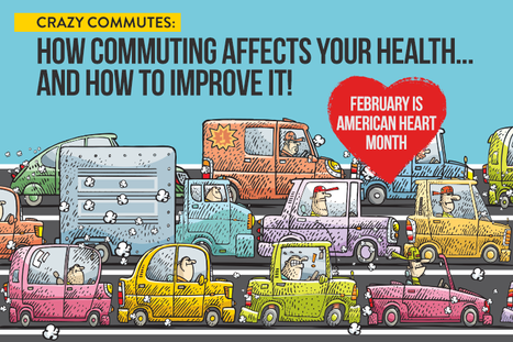 How Commuting Affects Your Health ... and How to Improve It!