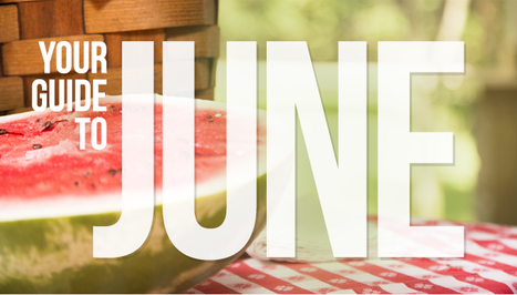 Your Guide to June