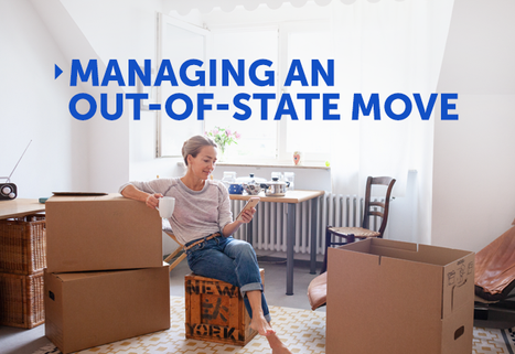 Managing an Out-of-State Move