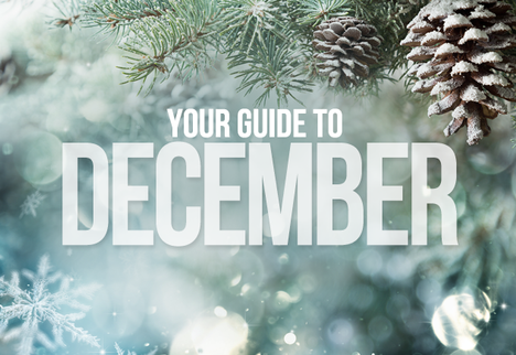 Your Guide to December
