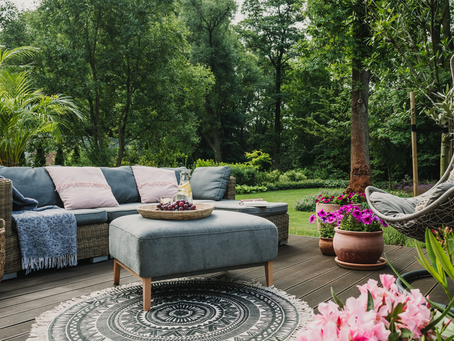 #PatioGoals: How to Create an Inviting Outdoor Living Area