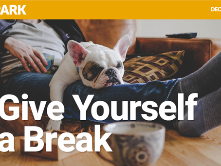 Give Yourself a Break: Why Taking Time Off Is Good for Business