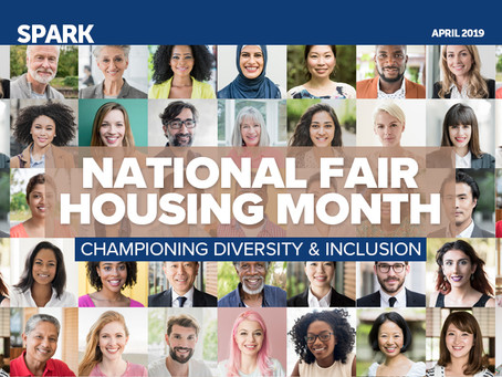 National Fair Housing Month – Championing Diversity & Inclusion