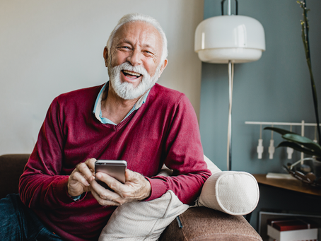 How Smart Devices Can Help Seniors Aging in Place