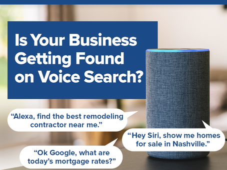 Is Your Business Getting Found on Voice Search?