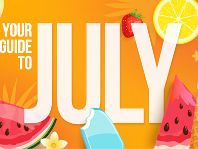 Your Guide to July