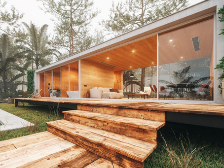 Alternatives to Stick-Built Construction: Prefab Homebuilding Methods and Materials