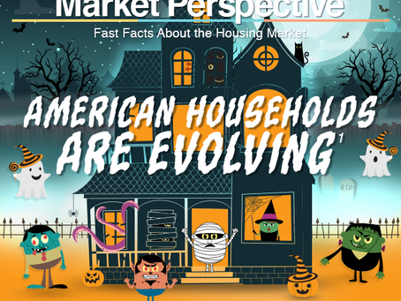 American Households Are Evolving [INFOGRAPHIC]
