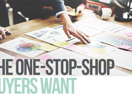 The One-Stop-Shop Buyers Want