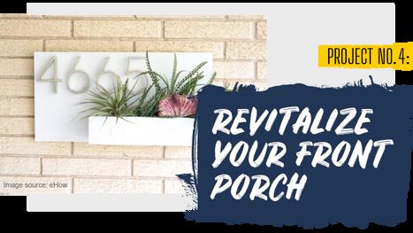 Revitalize Your Front Porch
