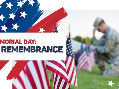 Memorial Day: In Remembrance