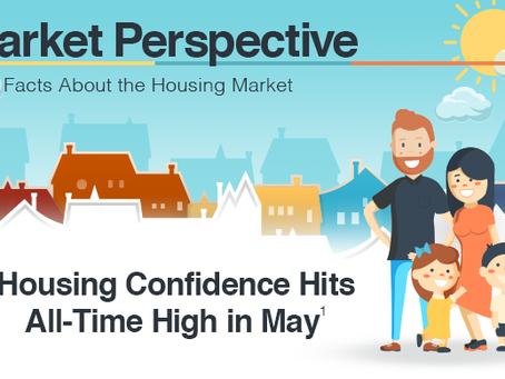 Housing Confidence Hits All-Time High in May  [INFOGRAPHIC]