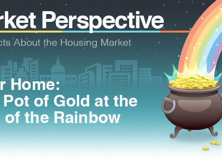 Your Home: The Pot of Gold at the End of the Rainbow  [INFOGRAPHIC]