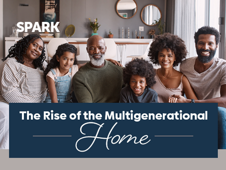 Multigenerational households are on the rise