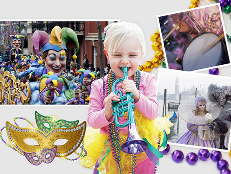 Places to Celebrate Mardi Gras Outside of New Orleans