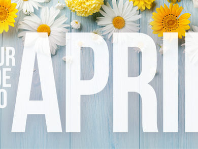 Your Guide to April