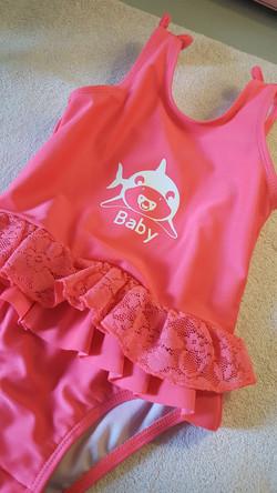 HTV bathing suit