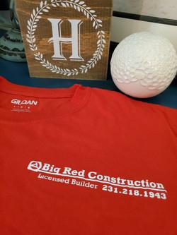 HTV on t-shirt