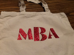 Party- MBA Initial Bag