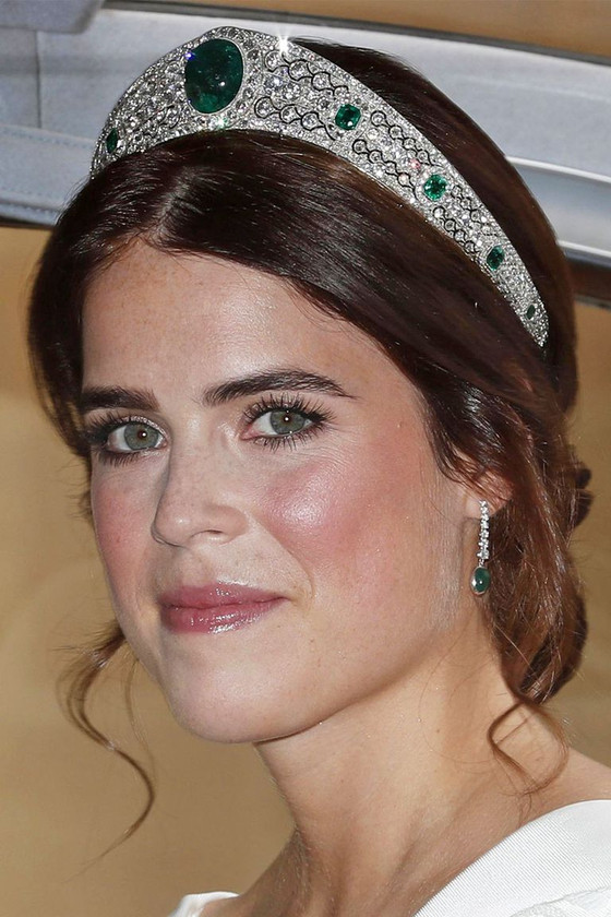 How Princess Eugenie's Wedding Beauty Made A Statement