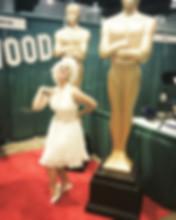 Singing Telegram Dallas, Marilyn Monroe Impersonator