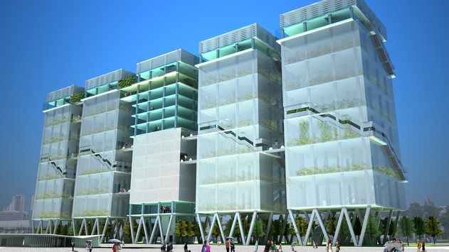 EBD Vertical Farm