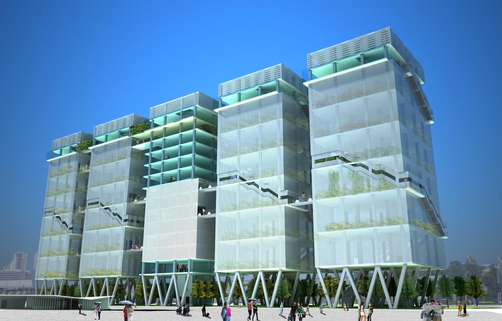 EBD Vertical Farm