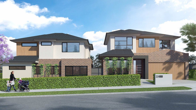 Mount Waverley Townhouse.JPG