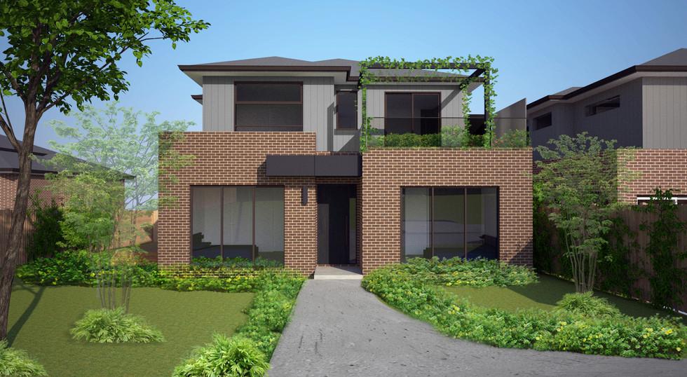 Ivanhoe Townhouse Development