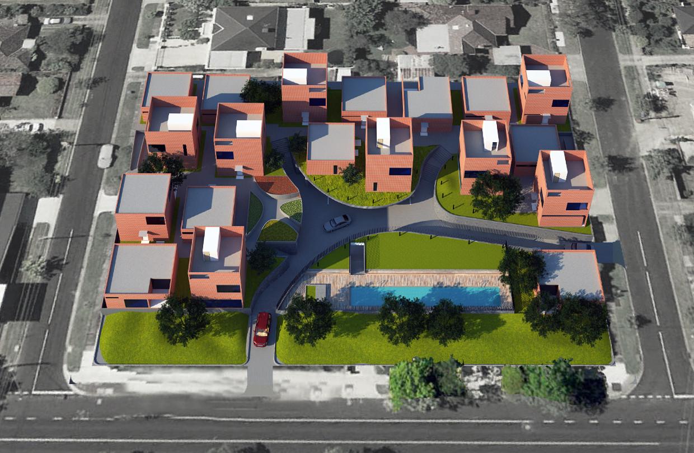 Cohousing Project
