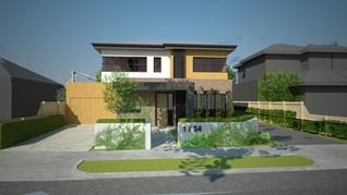 Glen Orme Townhouse Development