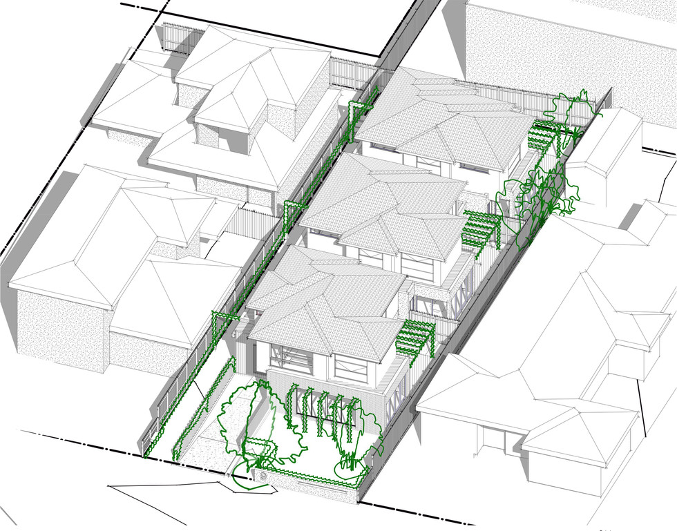 Edward Mckinnon Townhouse Development