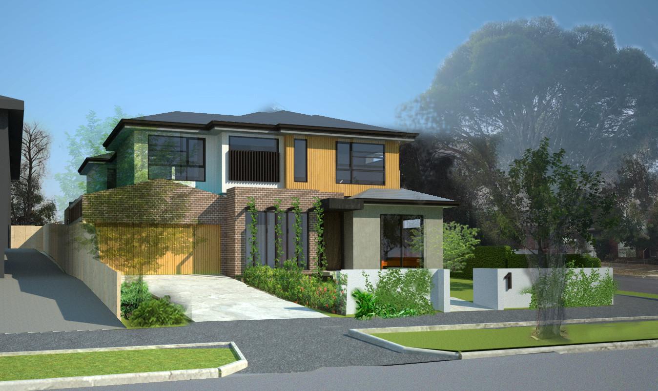 Regent Townhouse Development