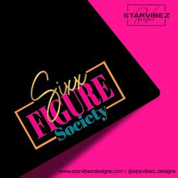 Sixx Figure Society Logo Mock Up2