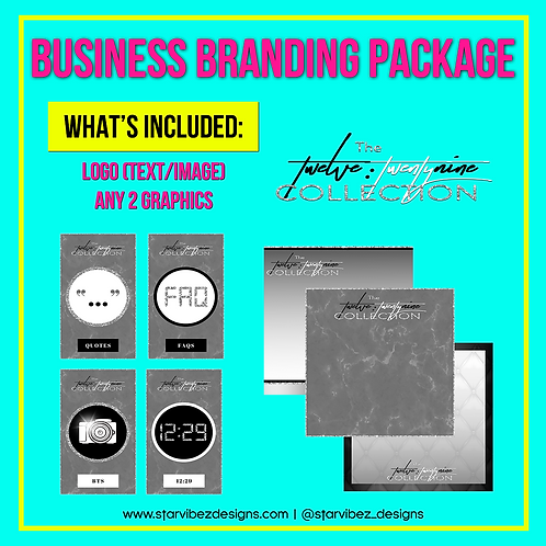 Business Branding Package