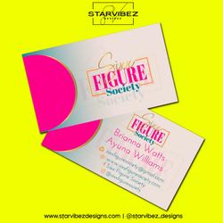 Sixx Figure Society Business Card Mock U