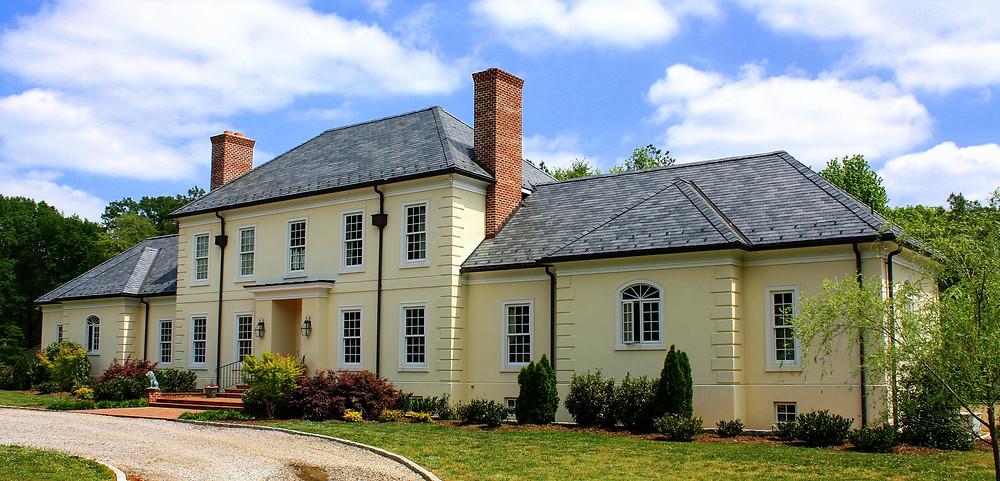 Buckingham Slate Roofing System