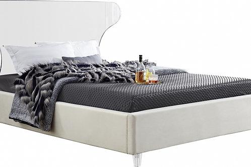 Ghost Velvet Bed (King)