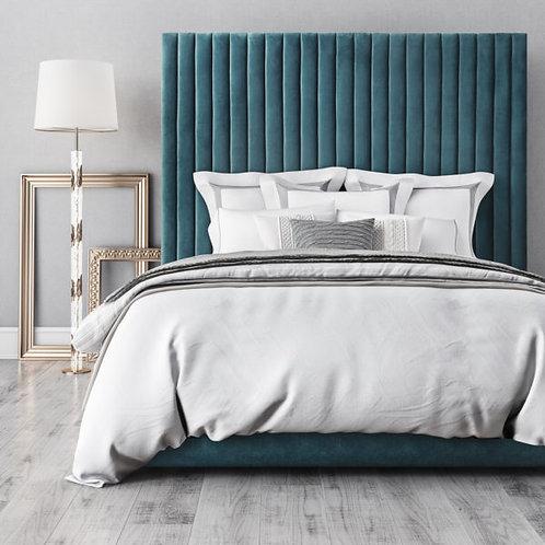 Arabelle Sea Blue Bed (Queen)