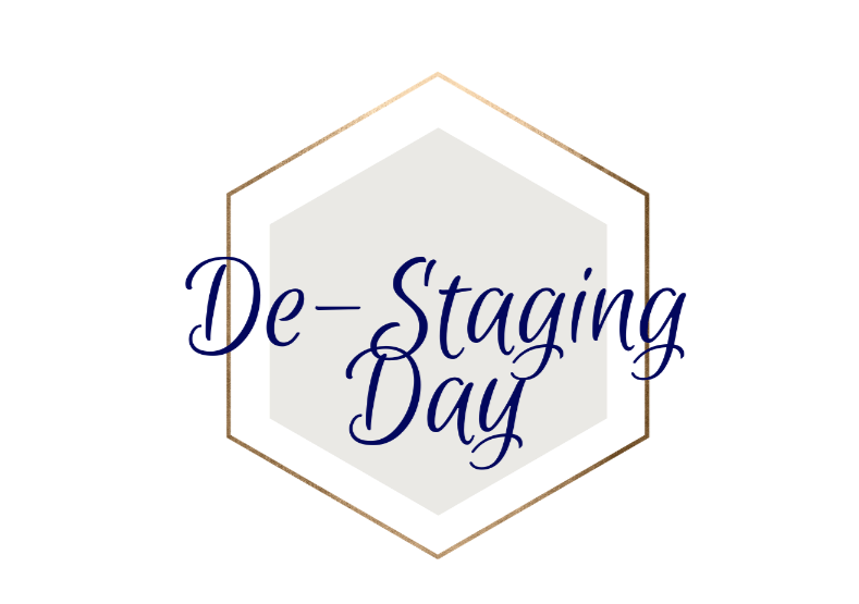 De-Staging Day Scheduling
