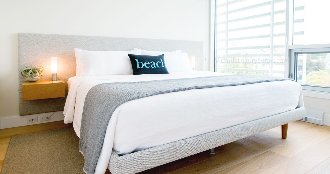 Luxury Natural Bed & Bedding