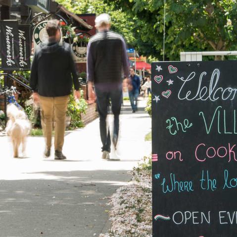 Cook Street Village
